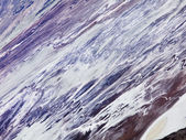 Abstract View of Salt Land — Stock Photo