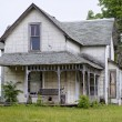 Old House with Swing — Stock Photo
