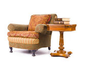 Vintage furniture — Stock Photo