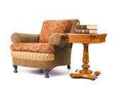 Vintage furniture — Stock Photo