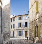 Streets of arles france — Stockfoto