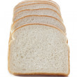 Royalty-Free Stock Photo: Sliced loaf of white bread