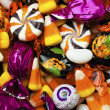 assorted colorful candies — Stock Photo #18395709