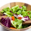 Royalty-Free Stock Photo: Full shot salad bowl