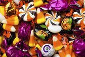 Assorted colorful candies — ストック写真
