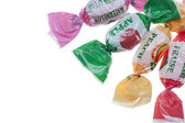 Fruity candies — Stock Photo
