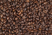 Full frame of coffee beans — Stock Photo