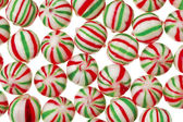 Peppermint candy — Stock Photo