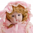 Image of pink doll — Stock Photo #18739469