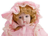 Image of a pink doll — Stock Photo