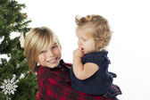 Portrait image of brother and sister — Fotografia Stock