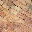 Постер, плакат: Brick pavement
