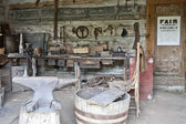 Blacksmith shop — Stok fotoğraf