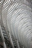 Cropped image of a arched structure — Stock Photo