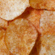 Cheese flavored potato chips — Stock Photo #18750281