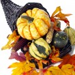 Stock Photo: Autumn decor
