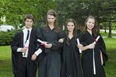 Commencement day — Stock Photo