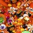 Multicolored candies — Stock Photo #18809011