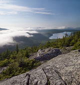 Cadillac mountain — Stock Photo