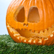 Jack o lantern close up — Stock Photo #18810049