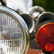 Old car light - Foto de Stock