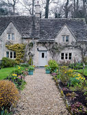 Entranceway in Cotswold — Stock Photo