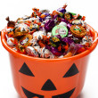 Halloween treat — Stock Photo