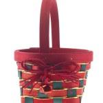 Christmas basket — Stock Photo #18824901