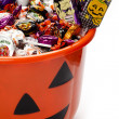 Stock Photo: Halloween sweets