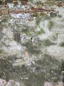 Parede de tijolos descascados — Foto Stock