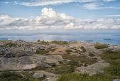High angle view of rocks — Stock Photo