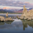 Mono Lake Sunrise - Stock Photo