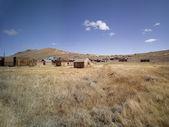 Panorama of bodie california — Stock Photo