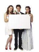 Beautiful teenagers — Stock Photo