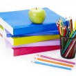 School assortment — Stock Photo