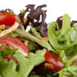 Stock Photo: Fresh garden salad
