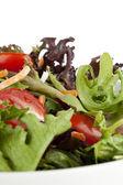 Fresh garden salad — Stock Photo