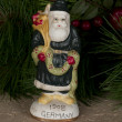 Santa clause figurine — Stock Photo