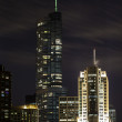 Different building at night — Stock Photo #19344745