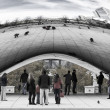 Millenium park chicago — Stock Photo #19345909