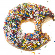 Bit donut — Stock Photo