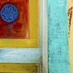 Colorful door — Stock Photo #19450857