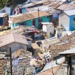 Coonoor Shantytown - Stock Photo