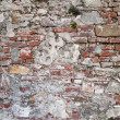 Royalty-Free Stock Photo: 100 years old wall