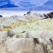 Stock Photo: Weather Erosion in Death Valley