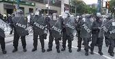 G20 Protest - Toronto, Canada 2010 — Stock Photo