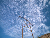 Cottonwood electric — Stock Photo