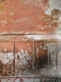 European decayed wall — Stock Photo