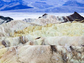 Weather Erosion in Death Valley — Stock Photo