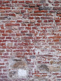 Weather old brick wall — Stock Photo